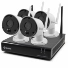 SWNVK-490KH4 - Swann 4 Camera 4 Channel 1080p Wi-Fi NVR Security System