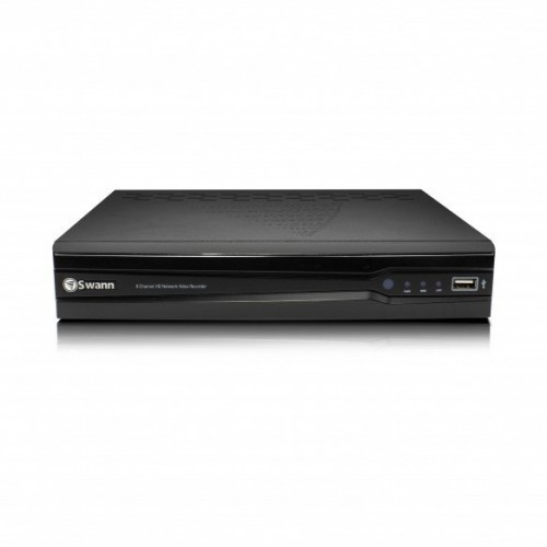 Swann NVR8-7400 8 Channel 4MP Network Video Recorder