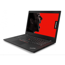 "Lenovo ThinkPad 14"" FHD i7-8550U 8GB DDR4 1TB HDD FP BT WLAN HD Cam Win 10 Pro 1 Yr P&L RTB, Black"